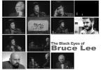 The black eyes of Bruce Lee